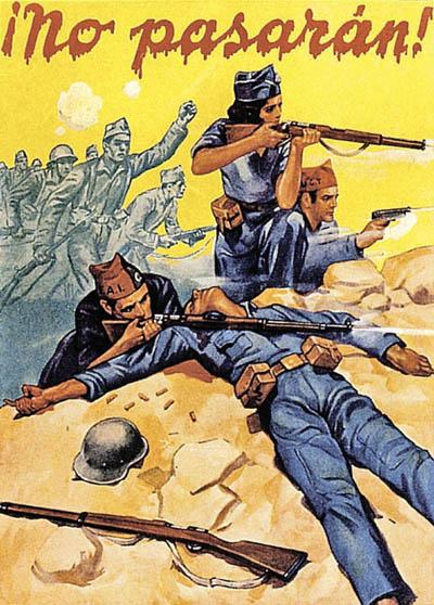 essay questions spanish civil war