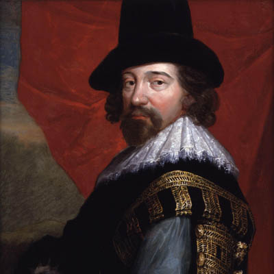 a short biography of francis bacon
