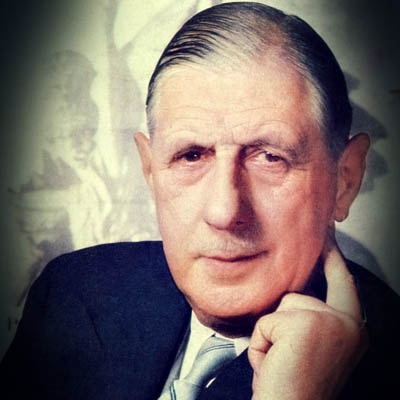 biography of charles de gaulle